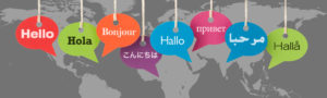 how to travel to a place where you don't know the language