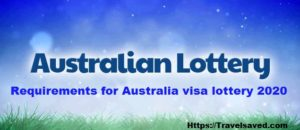 Australia-VISA-Lottery-application-Banner