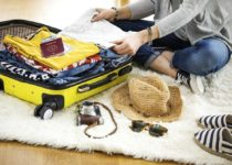 Unique Tips for Women to Prepare their Backpack or Suitcase for a Trip